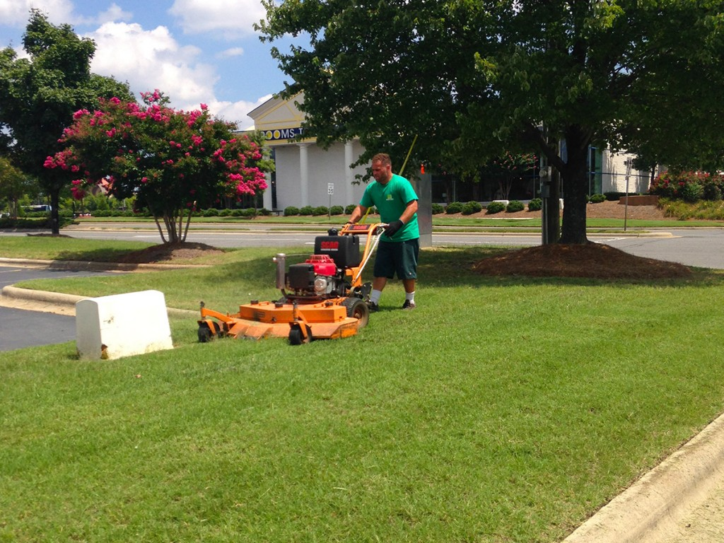 Lawn care maintenance mighty men property services for Lawn care and maintenance